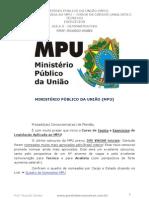 Legislação Aplicada ao MP - Aula Demonstrativa