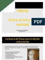 Unidad 2 Guerra de Troya - Santiago Gómez Ramírez