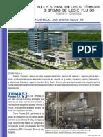 SOCMIN - Sistemas de lecho fluido. Equipos de procesos térmicos
