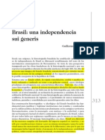 Brasil Independencia Sui Gineris