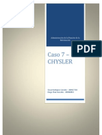 Caso 7- Chrysler