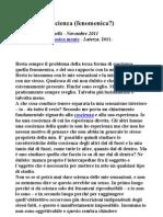 Edoardo Boncinelli - Io e La Mia Coscienza