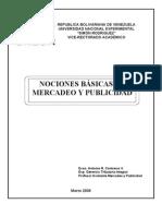 GUIA DE NOCIONES BÁSICAS DE MERCADEO Y PUBLICIDAD[1]