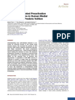 Fried, Mukamel & Kreiman 2011 Internally Generated Preactivation of Single Neurons in Human Medial Frontal Cortex Predicts Volition