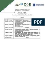 Agenda Systematic Reviews May 15