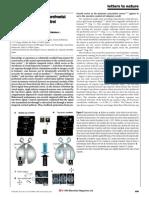 Tomita, Ohbayashi, Nakahara, Hasegawa & Miyashita 1999 Top-Down Signal From Prefrontal Cortex in Executive Control of Memory Retrieval