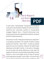 Pyramid Research and Scientific Recordings