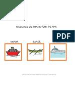Mijloace de Transport Pe Apa