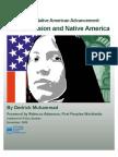 Recession and Native America