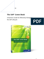 The Sap Green Book TOC