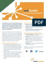 webZunder - Ihr Online-Marketing-Assistent