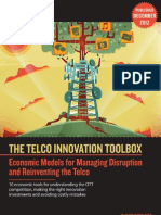 VisionMobile Telco Innovation Toolbox Dec 2012