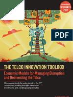 VisionMobile Telco Innovation Toolbox Dec 2012