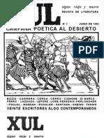 XUL- Campaña poética del desierto
