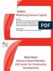 AVPN Conference Day 1 - Mobilising Human Capital