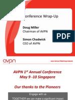 AVPN Conference Day 2 Closing - Simon - Doug