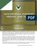 Dinas Kesehatan Jawa Tengah
