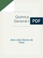 Cuaderno Quimica