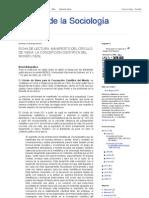 Miseria de la Sociología_ FICHA DE LECTURA_ MANIFIESTO DEL CÍRCULO DE VIENA