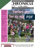 Chronicle 4-8-09 Edition