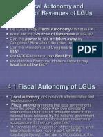Fiscal+Autonomy