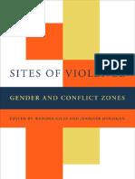 Sites of Violence
