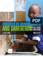 Progress on Drinking-Water and Sanitation Special Focus on Sanitation