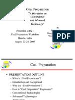 3rd Mark Coal Preparation R1