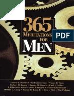 59933491 365 Meditations for Men/pdf