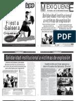 Versión impresa del periódico El mexiquense 10 mayo 2013