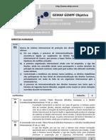 Resultado GEMAF_GEMPF Objetiva - Rodada 2013.13 (Justificativas)