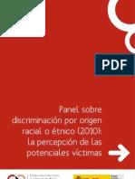 2010 Panel Discriminacion Consejo Accesible