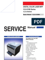 Samsung CLX-2160 (Service Manual)