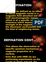Nuclear Magnetic Resonance 2
