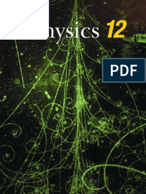 Nelson Physics 12 | Velocity | Speed