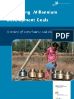 1. Monitoring MDGs
