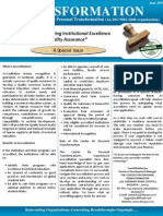 Accreditation Newsletter