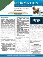 Accreditation Newsletter