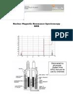 Information NMRspectrocopy