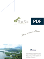 Parknasilla Spa Brochure