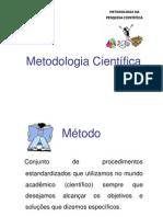 Apostila Metodologia Científica(1)