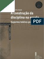 4LIVRO CONSTRUÇÃO DA DISCIPLINA NA ESCOLA