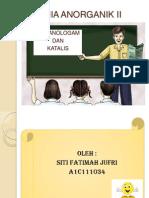 ORGANOLOGAM+KATALIS