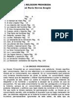 Herrou Aragon Jose Maria - La Religion Prohibida