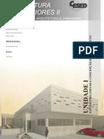 Heitor Vasconcelos - Projeto de Arquitetura de Interiores II - Unidade I (FACISA)