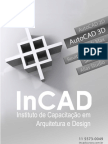 Apostila AutoCAD 3D 2012 Essencial