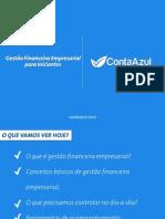 Gestão Financeira Empresarial para Iniciantes