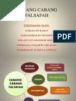 Isl 2 Cabang-cabang Falsafah