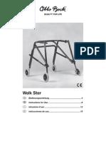 Walk Star Manual