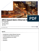 APRICOT 2012 MPLS Based Metro Ethernet Networks v1.2